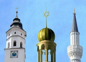 Концепция спасения в иудаизме, христианстве и исламе